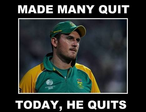 Graeme Smith announces retirement from international cricket | Googly Mania | Scoop.it