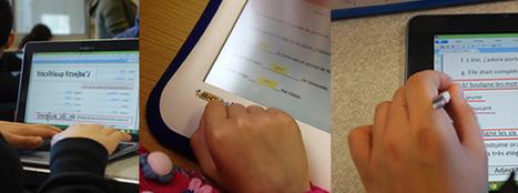 La tablette, un nouvel outil dans le paysage de la classe - Ludovia Magazine | Education et TIC aujourd'hui | Scoop.it