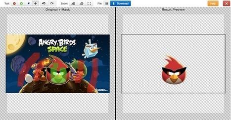 Clippingmagic, elimina fácilmente el fondo de cualquier fotografía | Aplicaciones y Herramientas . Software de Diseño | Scoop.it