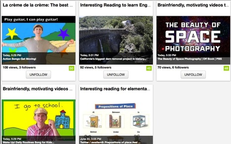 My next brainfriendly reading resources & stuff  will now be posted THERE, classified by categories and levels + the best sites for EFL learners | Brainfriendly, motivating stuff for ESL EFL learners | Scoop.it