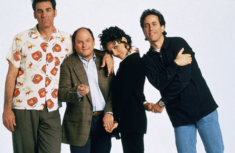 Hulu reportedly lands 'Seinfeld' streaming rights | Nerd Vittles Daily Dump | Scoop.it