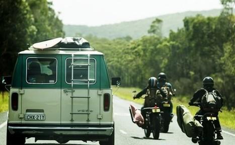 Surf trip à moto : mode d'emploi | Balade et voyage moto, coté pratique ! | Scoop.it