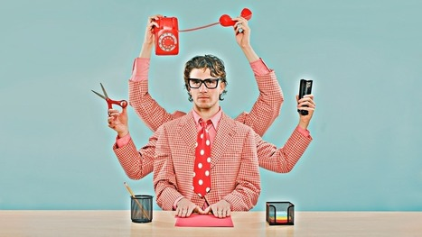 Why no one should multitask — and how I finally stopped | Productivity Tools | Scoop.it