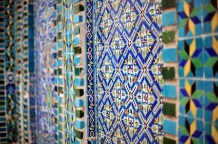 Blue Mosque in Mazar-e-Sharif, Afghanistan :: « Islamic Arts and Architecture | Afghanistan | Scoop.it