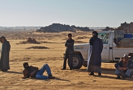 Shooting the great sand sea: a mysterious mission across Libya - New Statesman   Saif al Islam   Scoop.it