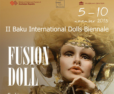 Baku hosts international dolls biennale - AzerNews | Culture in Azerbaijan | Scoop.it