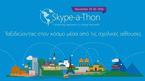 Skype-a-Thon / Mystery Skype | Ε΄ & ΣΤ΄ τάξη | Scoop.it