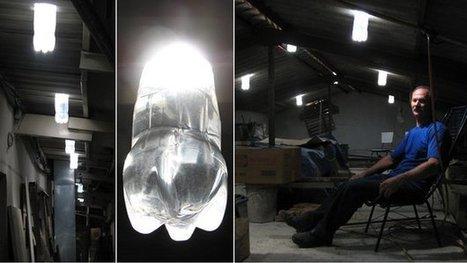 La bouteille-lumière, géniale invention!   histoires   Scoop.it