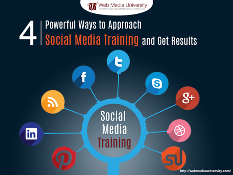4 Powerful Ways to Approach Social Media Training and Get Results | Social Media Training & Certifications | Scoop.it
