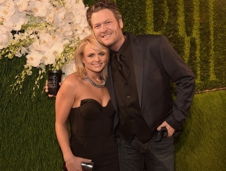 Blake Shelton and Miranda Lambert Have Bizarre Post-Divorce Twitter Conversation | Country Music Today | Scoop.it