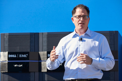 Michael Dell reveals new branding scheme for the Dell-EMCconglomeration   Midenews Everywhere   Scoop.it