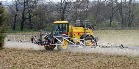 En France, quelles mesures contre les pesticides? - Le Monde   Le Fil @gricole   Scoop.it