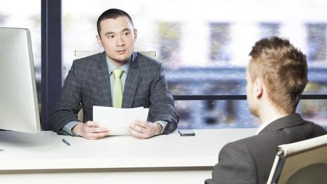 8 things to avoid in a job interview - Sacramento Business Journal (blog) | Business English | Scoop.it