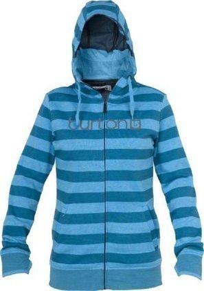 Women's Premium Fleece Zip Sleeper Hoodie (Medium, Heather Turquoise) | Big Deals Fashion Today | Scoop.it