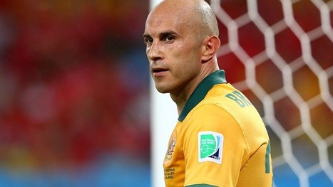 Bresciano: The best dream I could have had | Socceroos | Scoop.it