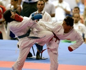 In Egypt, Some Women Fight Sexual Harassment With Karate Chops - The Atlantic   other contry   Scoop.it