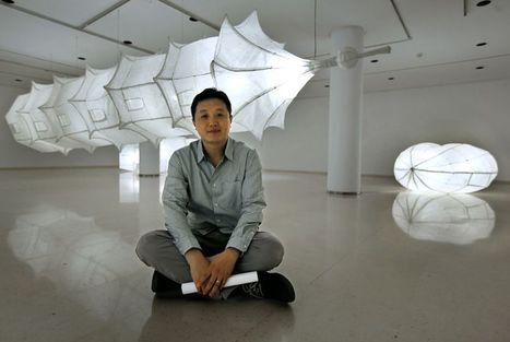 Liang Binbin: 'An ephemeral universe' | Art Installations, Sculpture, Contemporary Art | Scoop.it