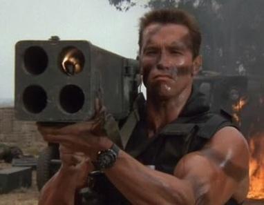 Our 10 Favorite Arnold Schwarzenegger Movie Roles | Machinimania | Scoop.it
