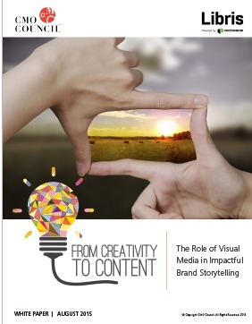 Creativity to Content White Paper - CMO COUNCIL | Content Marketing and Curation for Small Business | Scoop.it