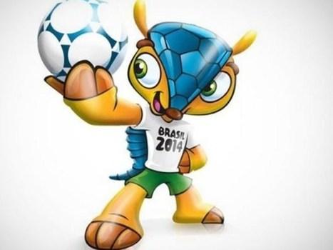 La FIFA registró el diseño y el nombre de la mascota del Mundial ... - El Tribuno.com.ar   Luis Maram   Scoop.it