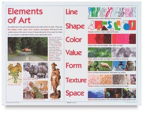 Elements of Art Examples | Elements of Art | Scoop.it
