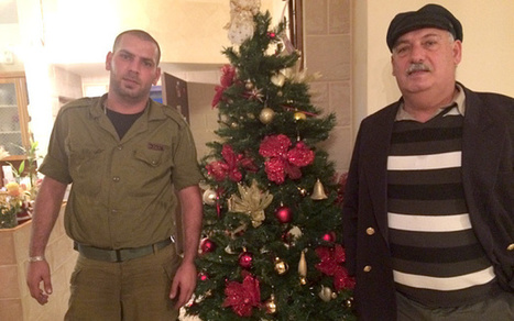 Meet the Arab Christians who want to fight for Israel - Telegraph | The Christian Voice- Articles | Scoop.it