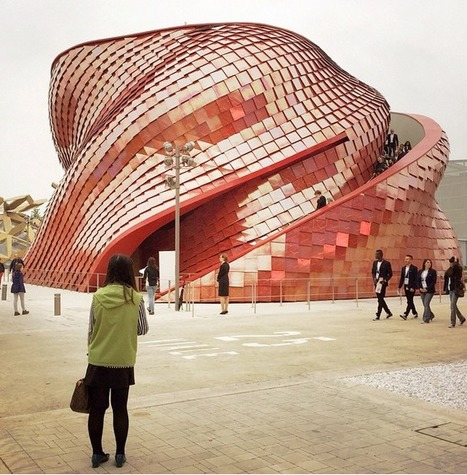 TAKE A LOOK At MILAN Expo's 2015 Pavilions on Opening Day | The Architecture of the City | Scoop.it