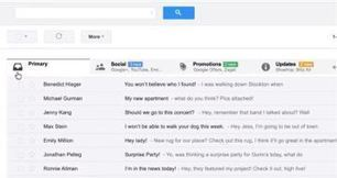 Gmail's New Inbox: Another Way to Auto-Organize Your Messages | TIME.com | How to Grow Your Business Online | Scoop.it