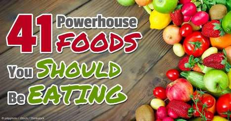 The Top Powerhouse Fruits and Vegetables | Nutrition Today | Scoop.it