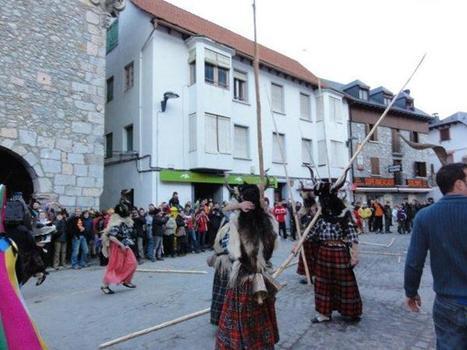 Carnaval de Bielsa | Vallée d'Aure - Pyrénées | Scoop.it