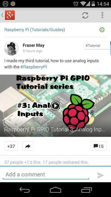 Raspberry Pi branching out? ... | Raspberry Pi | Scoop.it