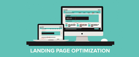 How to Optimize your Landing Page and Increase Conversion Rate | Hotel Marketing | Scoop.it
