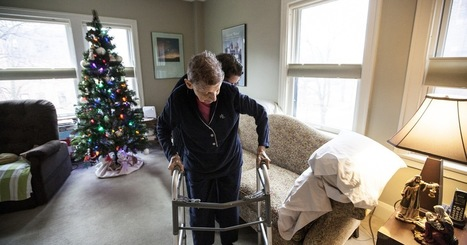 New technology is aimed at keeping dementia, Alzheimer's patients at home | Home Automation | Scoop.it