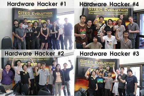 อบรมฟรี Hardware Hacker ครั้งที่ 5 | กิจกรรม | Scoop.it