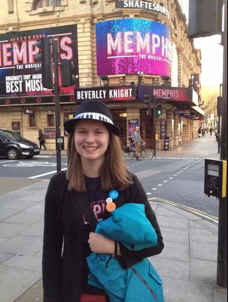 Helping Autistic People Enjoy the London Theater -Interview With Ella Catherell | Woodbury Reports Review of News and Opinion Relating To Struggling Teens | Scoop.it