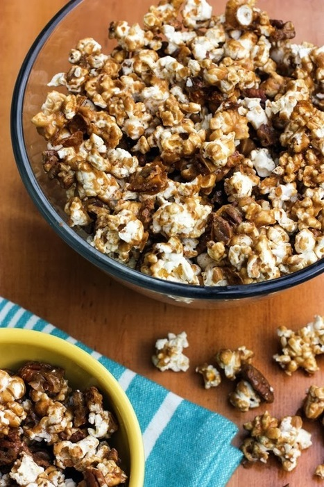 Amanda k. by the Bay: Pumpkin Spice Caramel Corn with Pecans | Gastronomie | Scoop.it