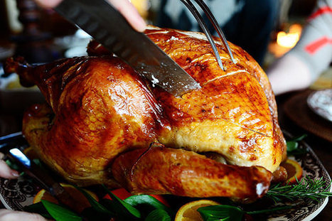 Roasted Thanksgiving Turkey | Yummy goodness | Scoop.it