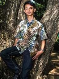 Batik Tulis untuk Remaja Pria | Batik Ganitri - Blog | BlackFish | Scoop.it