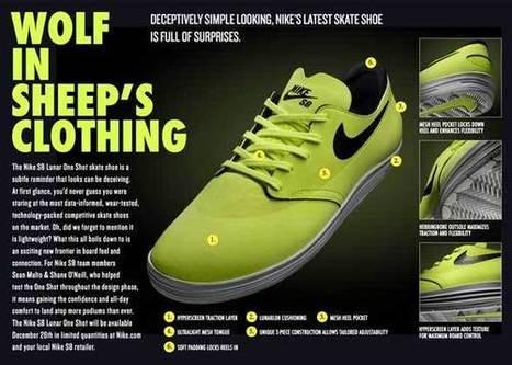 NIKE SB LUNAR ONE SHOT - sk8.net | Actualite chaussure | Scoop.it