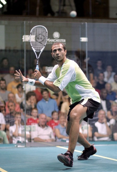 Squash: victoire de l'Egyptien Shabana aux World Series Finals 2012 | Égypt-actus | Scoop.it