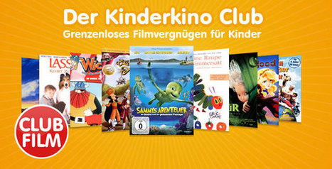 Kinderfilme und Kinderserien online schauen | Kinderkino | Websites für die 3. Klasse | Scoop.it
