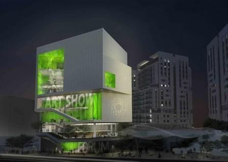 [Tel-Aviv, Israel] White City Forum Winning Proposal / Kimmel Eshkolot Architects | The Architecture of the City | Scoop.it