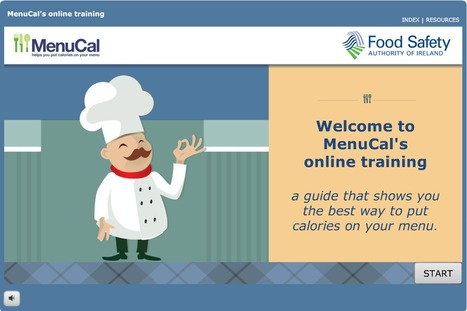 MenuCal's online training | E-Learning Examples | Scoop.it