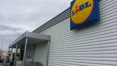 Braquage dans un supermarché Lidl de Châtellerault | Chatellerault, secouez-moi, secouez-moi! | Scoop.it