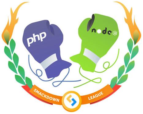SitePoint Smackdown: PHP vs Node.js | Développement Web et sites | Scoop.it