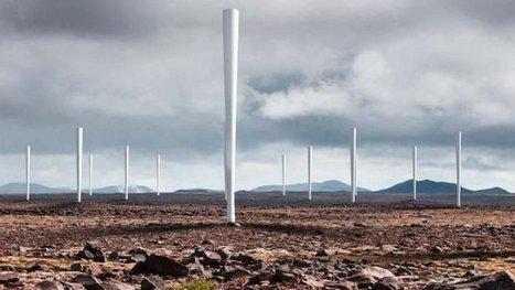 L'éolienne du futur est sans hélices : l'invention étonnante d'une entreprise espagnole. | Nouveaux paradigmes | Scoop.it