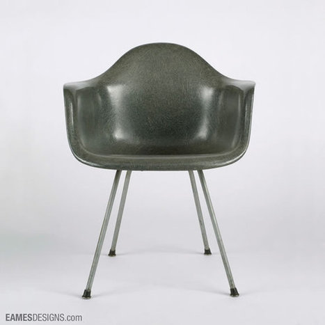Product Design: Eames Chairs | Inspiration - Web Design Ledger | Design | Scoop.it