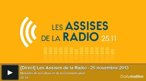[En direct] Les mutations de la radio / A la une / Actualités / Accueil / www.culturecommunication.gouv.fr / Ministère - Ministère de la culture | Radio 2.0 (En & Fr) | Scoop.it