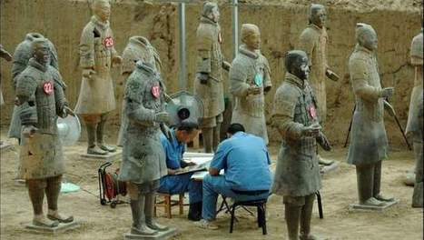 Beroemd Chinees terracottaleger aangegroeid | goossens levi geschiedenis | Scoop.it
