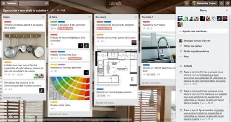 Trello | Domaine D5 - Travailler en réseau, communiquer et collaborer | Scoop.it